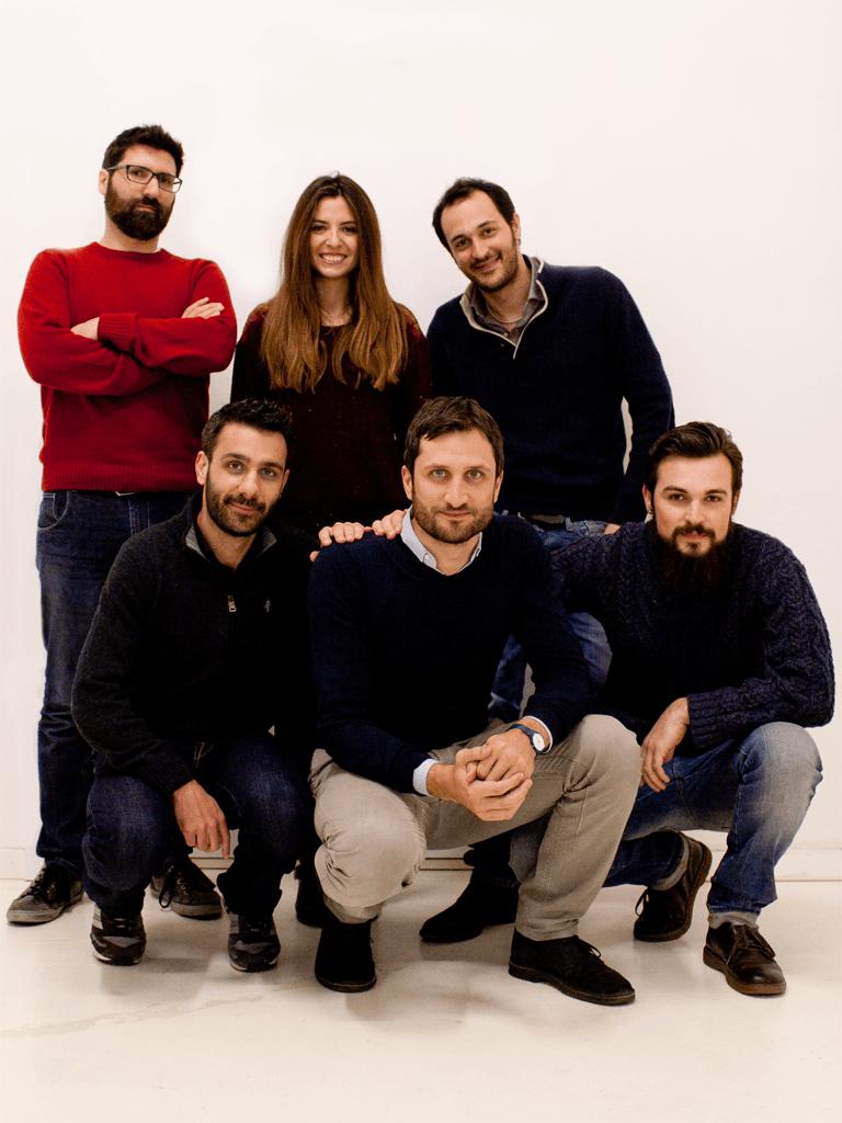 Foto del team - Стартап история PrenotaUnCampo.it: cтановление и советы от Nicola Biffi, CEO