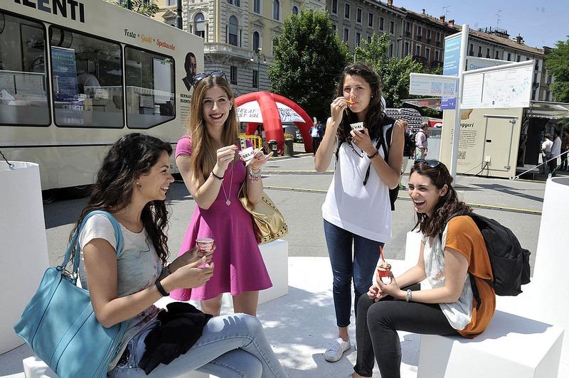 gelato - Что посмотреть в Милане. Неделя 23