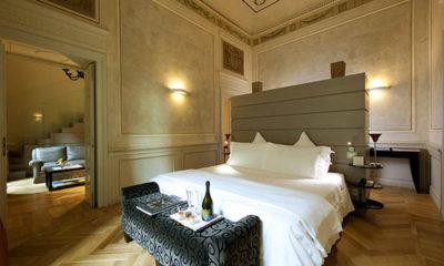 Единственные в мире семь звезд достались Миланской гостинице Seven Stars Galleria