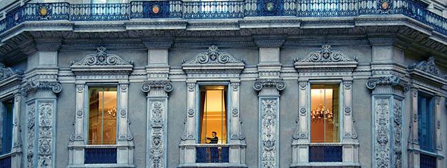 """1 - Единственные в мире """"семь звезд"""" достались Миланской гостинице """"Seven Stars Galleria"""""""