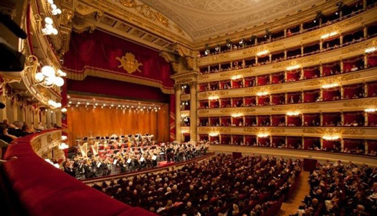Театр ла скале цены билетов афиша театра оперы и балета тбилиси