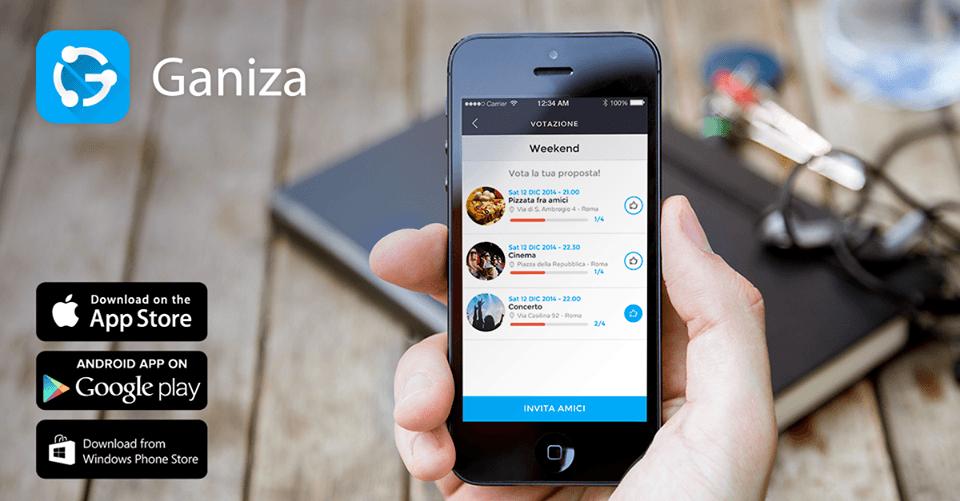 итальянский стартап Geniza