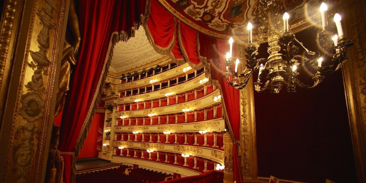 4 - Спектакль в Ла Скала за 10 евро