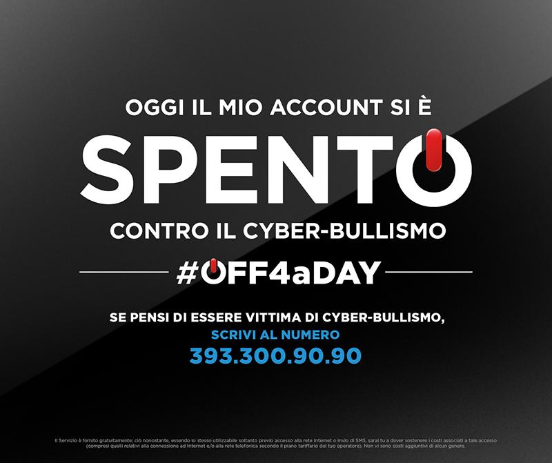 cyber02 - #OFF4aDAY против киберзапугивания