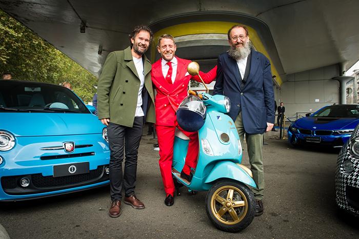 lapo01 - Лапо Элканн решил преобразить итальянский автопром