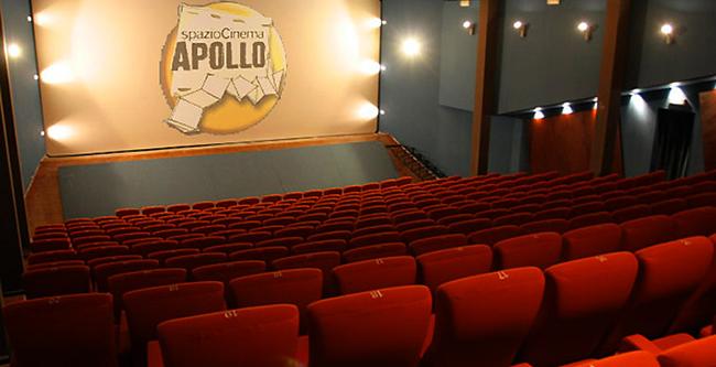 spazioCinema Apollo 01 - Добро пожаловать в кинотеатры Милана