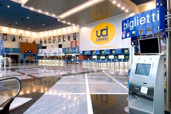 uci bicocca 2 - Добро пожаловать в кинотеатры Милана