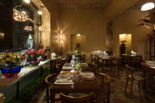 fioraio bianchi 12 2015 - Kartell и Fioraio Bianchi Caffè подготовились к праздникам