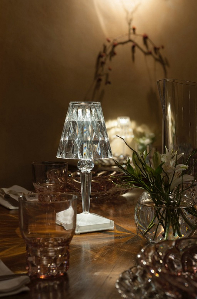 fioraio bianchi 15 2015 - Kartell и Fioraio Bianchi Caffè подготовились к праздникам