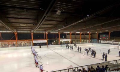 Хоккейная команда Milano Rossoblu обыгрывает в гостях Como