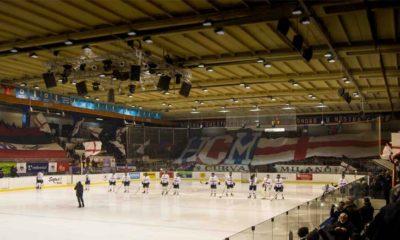 Хоккей в Милане. Milano 6 — Pergine 4