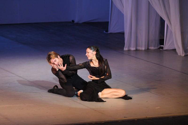 балет Ромео и Джульетта в Милане