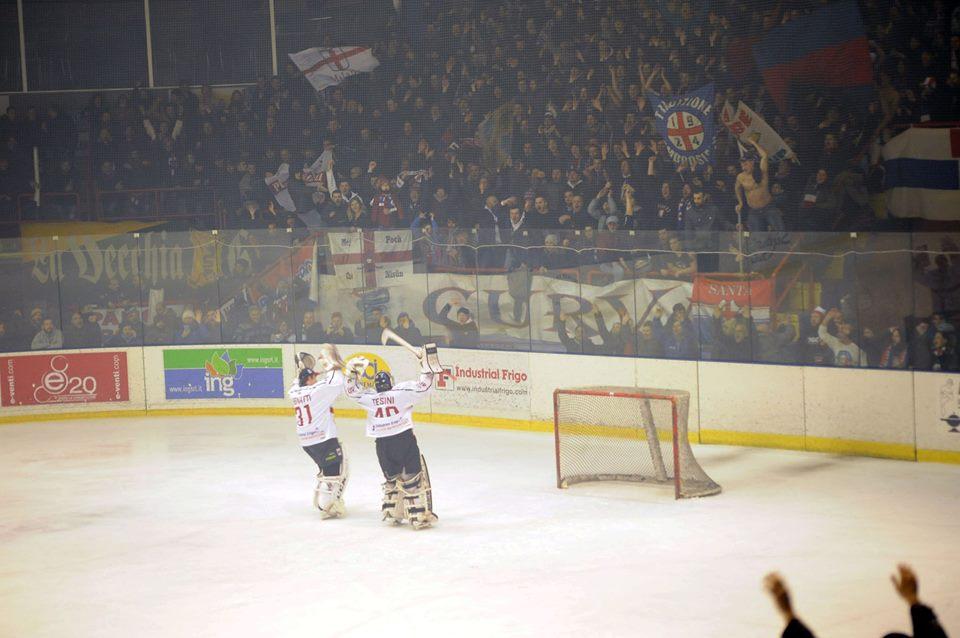 хоккей в милане