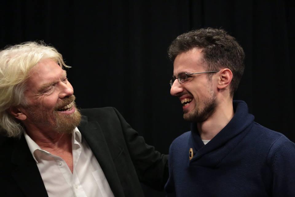 Дятлов и Ричард Брэнсон - Интервью с соучредителем Ecoisme, Александром Дятловым
