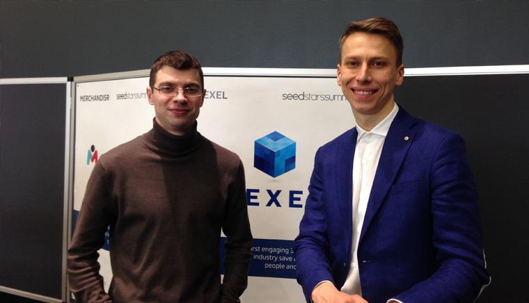 Интервью с основателями стартапа TEXEL - телепорта в цифровой мир
