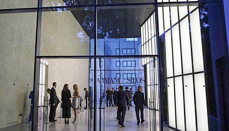 Как сходить в модный музей Armani/Silos совершенно бесплатно