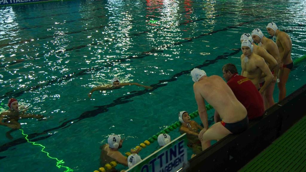 водного поло в таймауте 1024x576 - Результаты финала четырёх Кубка Италии по водному поло