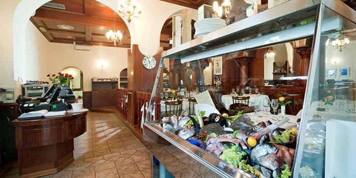 Новые места Милан ресторан