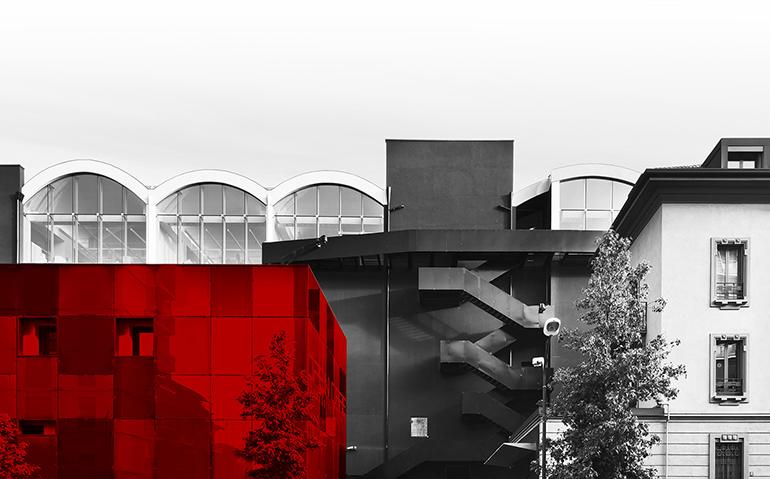 центр современного искусства в Милане