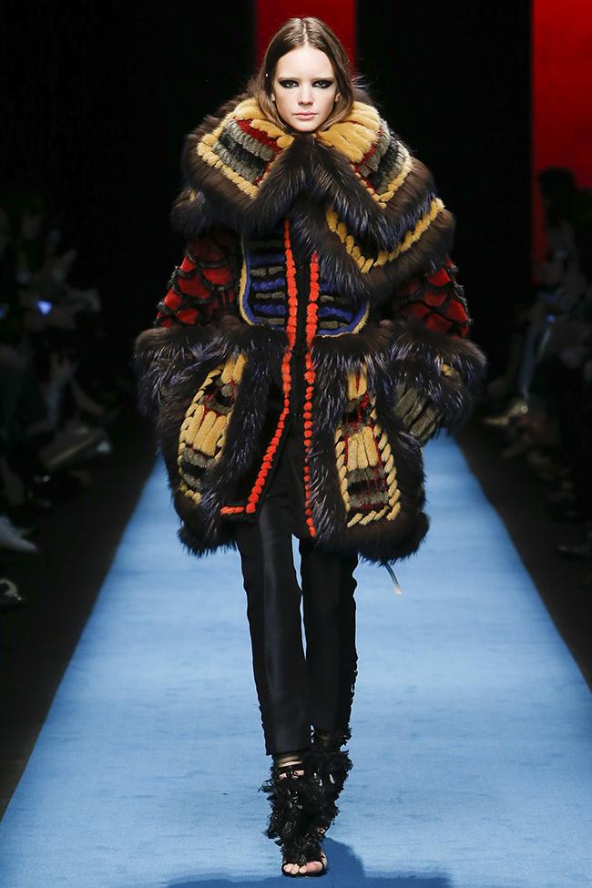 ds3 - Тенденции Миланской недели моды 2016/2017