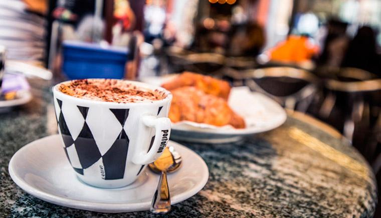 миланский завтрак — секрет хорошего настроения - Типичный миланский завтрак - секрет хорошего настроения?