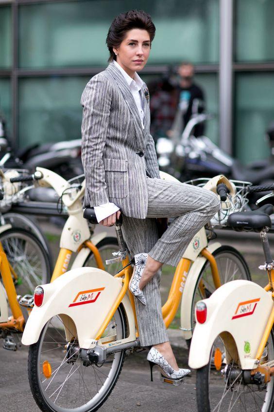 Рабочий дресс-код в Милане