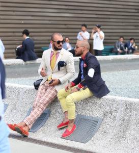 Pitti Uomo Street Style 19 273x300 - Чем еще миланские мужчины известны во всем мире?