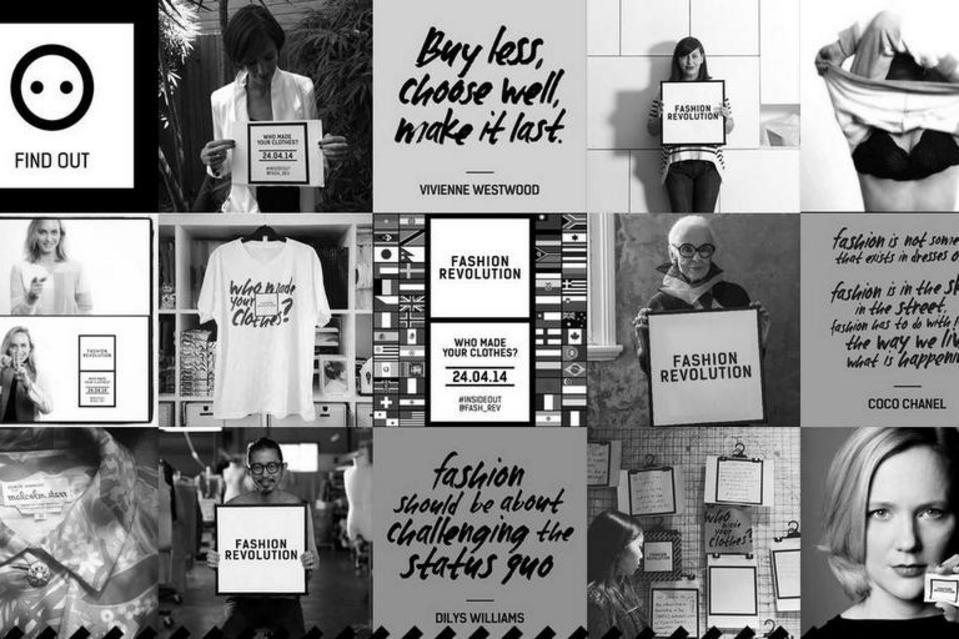 #whomademyclothes Fashion Revolution Week