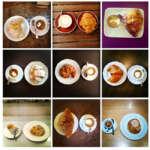 Типичный миланский завтрак