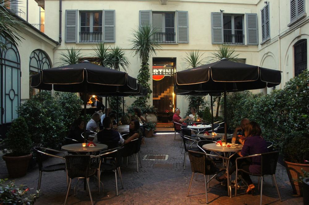 DSC01917 - Еда и мода: лучшие fashion рестораны Милана