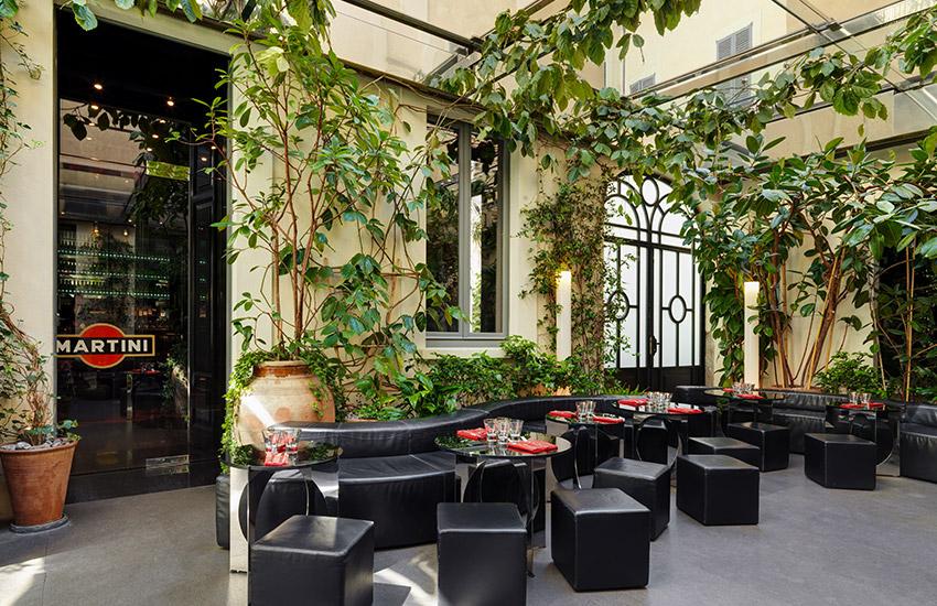 dolce gabbana bar martini milano 3 - Еда и мода: лучшие fashion рестораны Милана