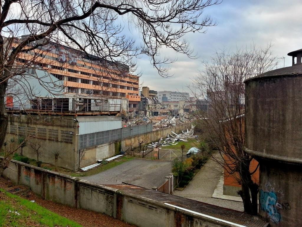 bovisa - 10 самых опасных районов Милана