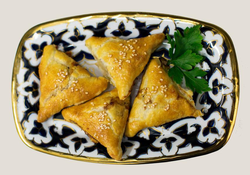 samsa 855x600 - Ресторан узбекской кухни в Милане