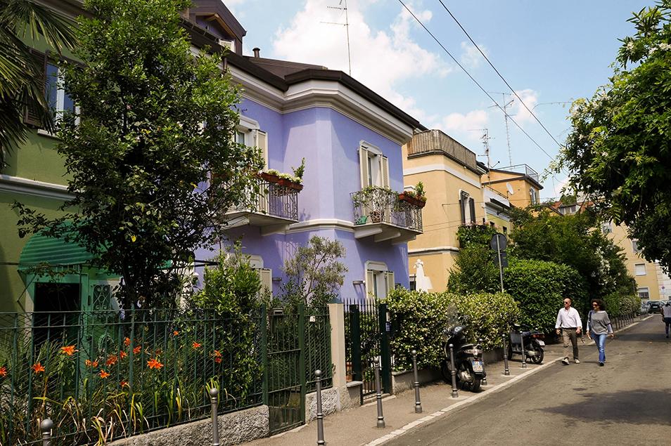 via lincoln 1 - 10 самых престижных районов Милана