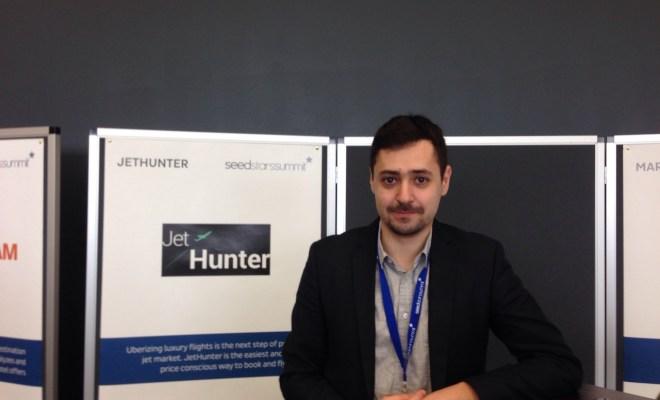 Артур Абаджян, CEO JetHunter