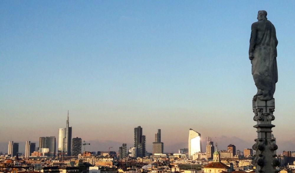 на Милан 1000x587 - Взгляд на Милан в фотообъектив от Арины Карабановой