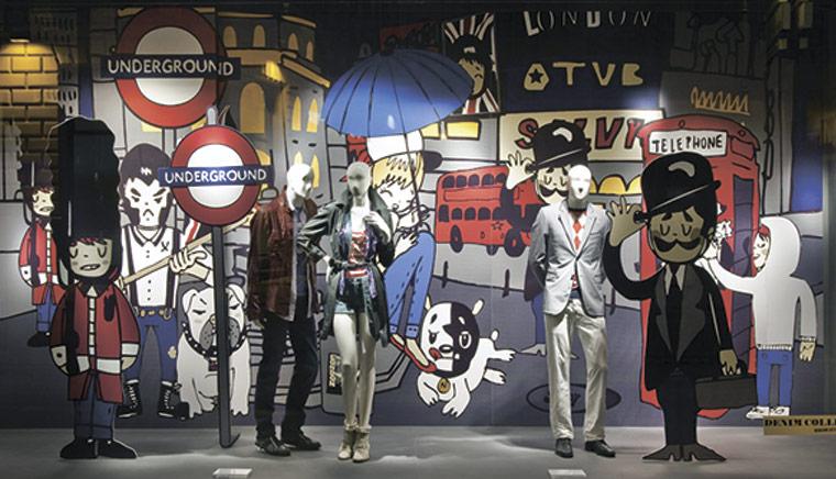 стор - Где покупать одежду в Милане