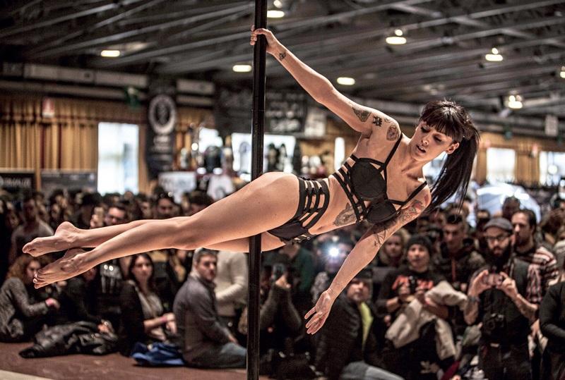 Milano Tattoo Convention - Что посмотреть в Милане. Неделя 6