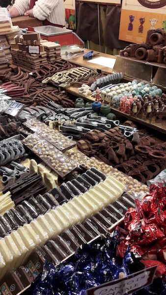Рождественский рынок в Лекко