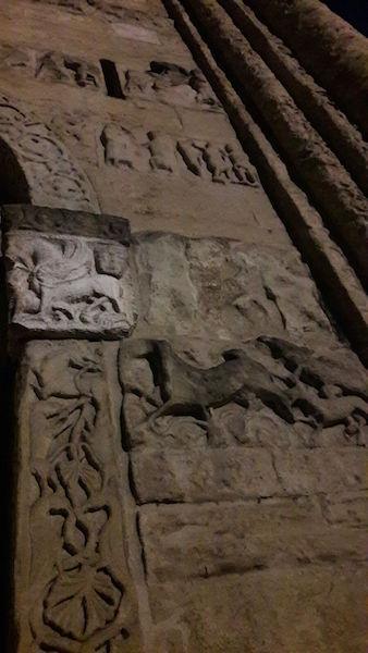фасада церкви св. Михаила - Окрестности Милана за 2 дня