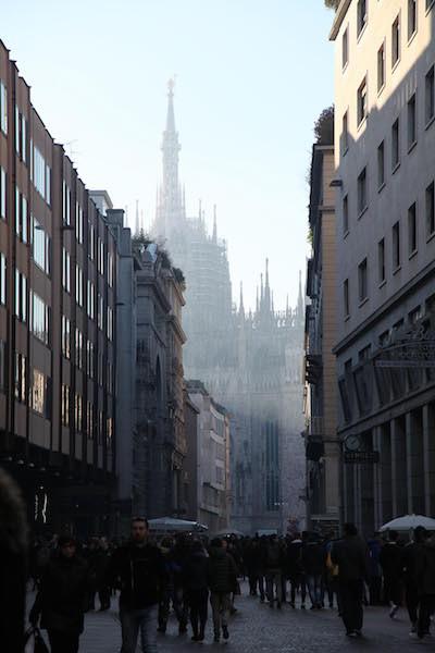 утром 400x600 - Милан в фотообъективе Ксении Соколовой