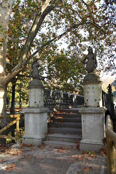 мост русалок в парке семпионе