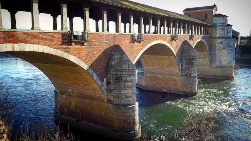 Мост XIV века