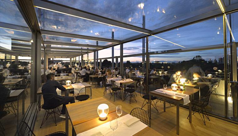 Terrazza Triennale - 11 самых красивых террас Милана