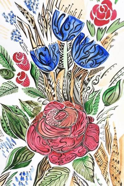 """ART SCHOOL рисунок e1521317693631 400x600 - Мария Солдатова, основательница """"ART SCHOOL"""""""