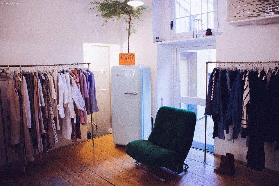 в Милане Garden K - Шопинг в Милане - зона Навильи: модные альтернативы