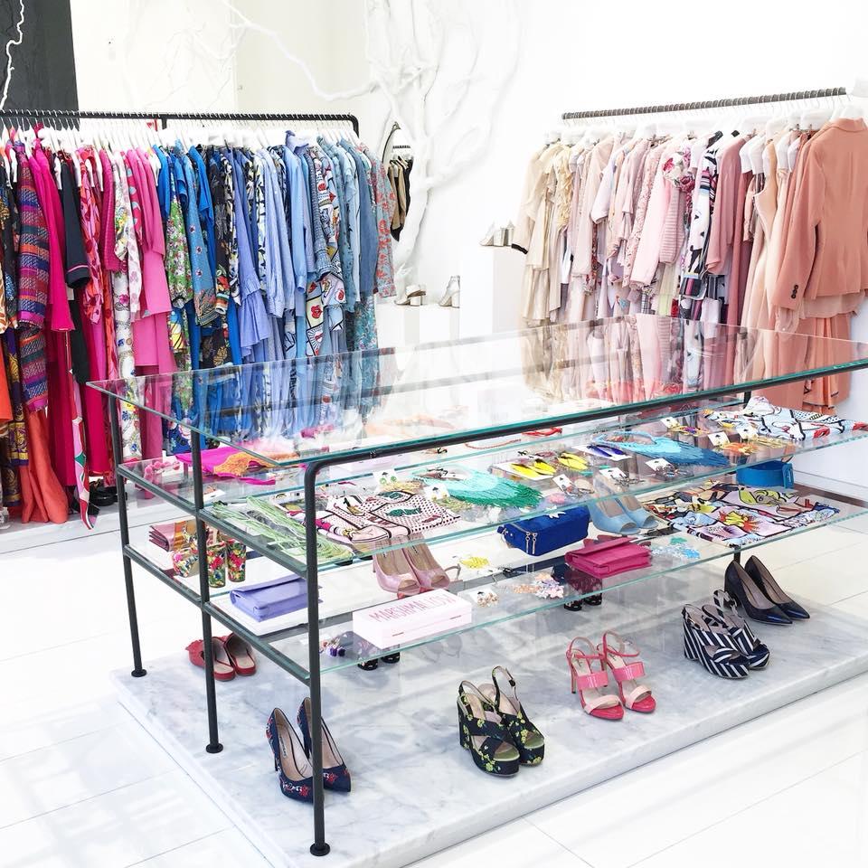 в Милане Merry go round - Шопинг в Милане - зона Навильи: модные альтернативы