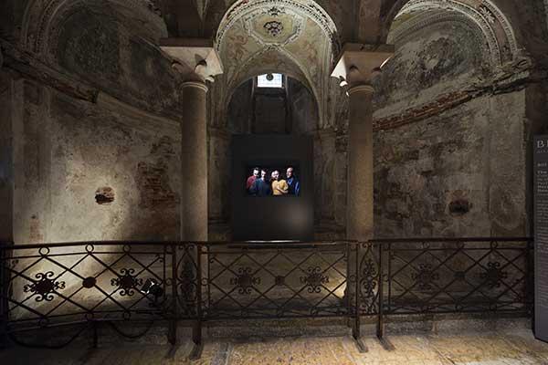 San Sepolcro  - Что посмотреть в Милане. Неделя 17