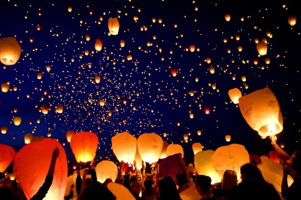 lanterne volanti - Что посмотреть в Милане. Неделя 17