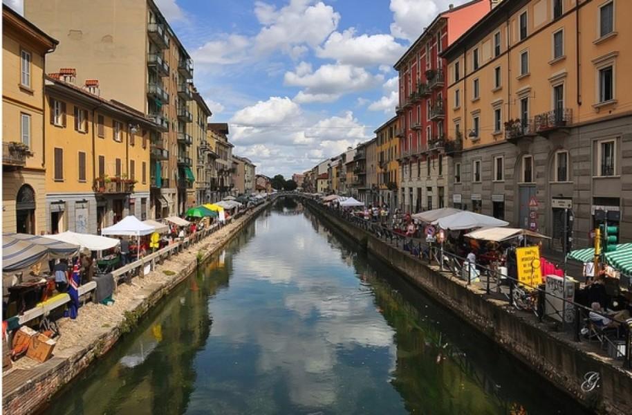 Чем заняться на выходных в Милане, 5 и 6 мая naviglio